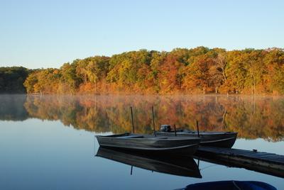 blue lake scenic