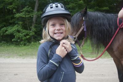 camp pendalouan horse rides
